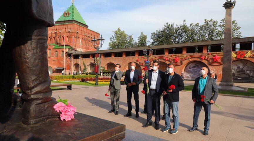 Андрей Турчак посетил Нижний Новгород